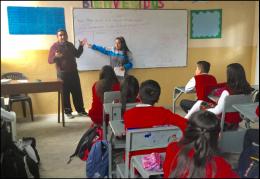 Ecuador Classroom
